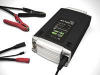 Sicheres Laden mit Hochfrequenzladegerät Ctek MXTS 70 von Kunzer