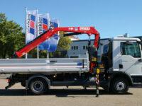 Winkler mit individuellen Fahrzeugauf- und anbauten im Angebot