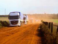 """Absatzplus in Brasilien: """"Actros""""-Lkw von Daimler fahren Rekordernte ein"""