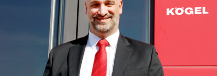 Massimo Dodoni neuer Geschäftsführer Vertrieb bei Kögel