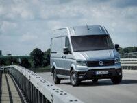 VW Nutzfahrzeuge: Neuer Crafter ab sofort im Handel
