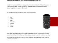 BE Turbo: Ladeluftschläuche für die gängigsten Modelle der 'Big Seven'