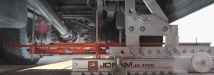 Josam: Verbogene Rahmenprofile noch lange nicht das Aus für das Fahrzeug