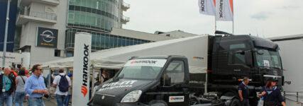 Hankook mit Fernbusreifen erstmals auf der Bus2Bus-Messe in Berlin