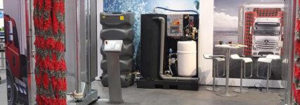 Wash-Tec: AquaPur² mit bis zu 4.000 Liter aufbereitetem Wasser pro Stunde