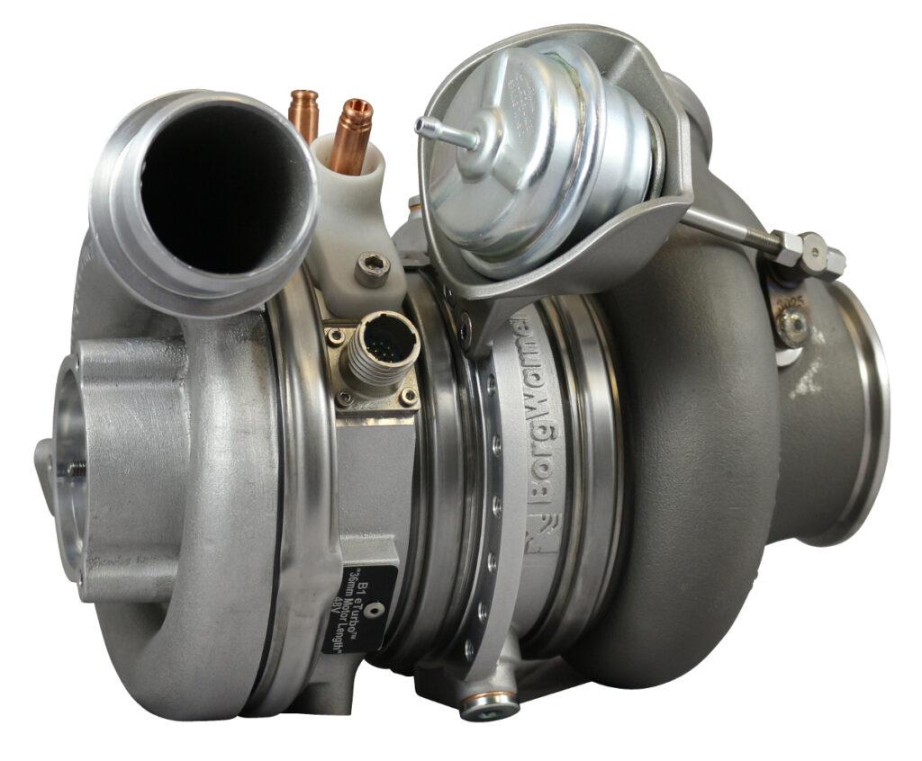 elektrischer turbolader