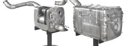Dinex: 'Eminizer' integriert Großteil der SCR-Funktionalität im DPF