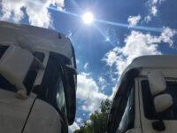 Sommerhitze: Zehn Tipps für Berufskraftfahrer