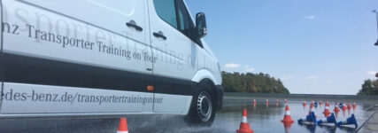 Mercedes-Benz Vans: Transporter-Training on Tour  geht in die nächste Runde