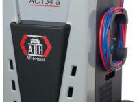 Zeitoptimierung: Vollautomatische Servicestation 'ATH AC 134a' von ATH Heinl