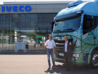 LNG: Iveco-Partner aus Aalen fährt alternativ