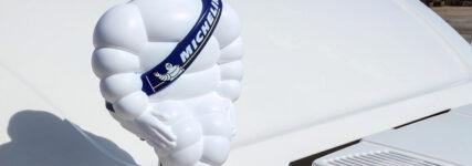 Neuauflage der Kultfigur: Michelin-Mann fürs Lkw-Dach ist zurück