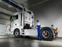 Texa: Mehrmarkentaugliche Lösung mit dem Ergänzungskit 'ADAS Truck'