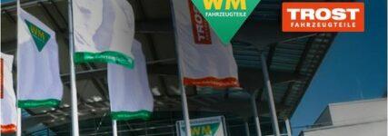 WM-Fahrzeugteile: Vier Werkstattmessen für Werkstattprofis
