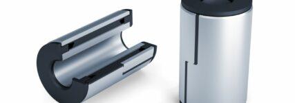 Vibracoustic entwickelt wartungsfreie Lager für Blattfederaugen