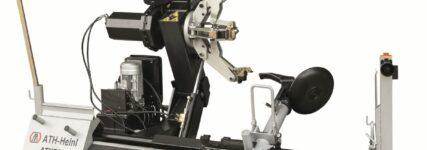 ATH-Heinl: Drei Reifenmontiermaschinen für unterschiedliche Anforderungen