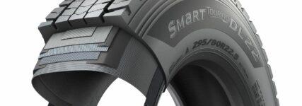 Hankook: Neuer Reifen 'SmartTouring DL22' für Fernbusse