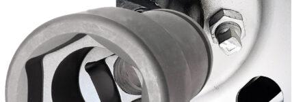 Hansewerkzeug: Spezial-Kraftstecknuss mit Vierkant für Radbolzen