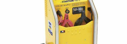Mobil starten und laden mit 'Startium 980E' von GYS
