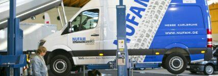 28. September bis 1. Oktober: Nufam öffnet ihre Tore in Karlsruhe