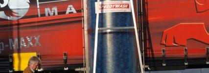 Speedywash: Komfortabler waschen mit 'Easydrive'-Aktivlenkung
