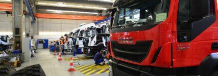 Iveco baut 'Truck-Station'-Netz aus