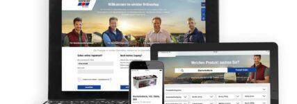 Technisch überarbeitet: Winkler mit neuem Onlineshop