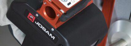 Josam Richttechnik: Die neuen Messköpfe sind kleiner, leichter und handlicher