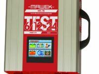 Prüfen und laden mit dem Hochfrequenzlader 'HFL75' von Mawek