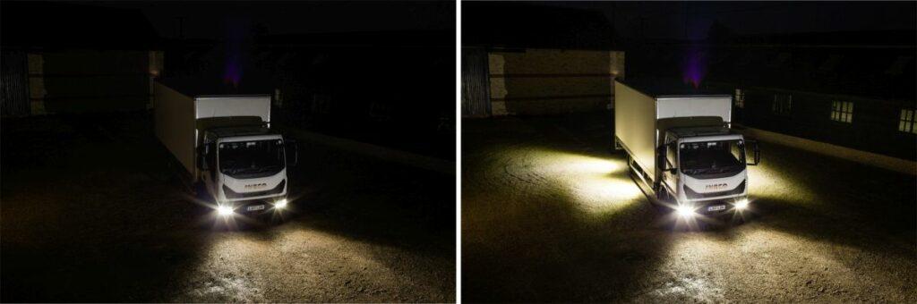 Mehr Licht mit Labcraft LED Manövrierlichtsystem