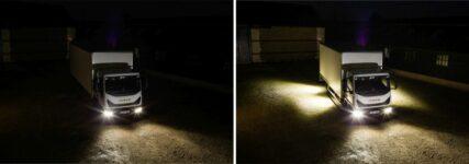 Mehr Licht mit den hellen LED Manövrierlichtsystemen