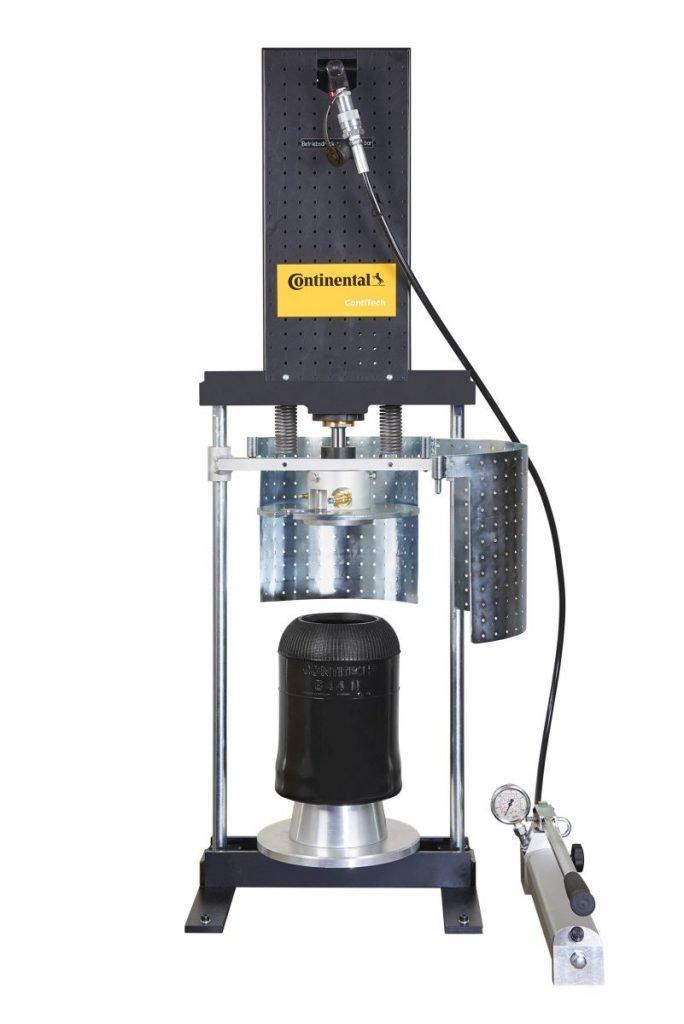 Luftfederpresse von Contitech