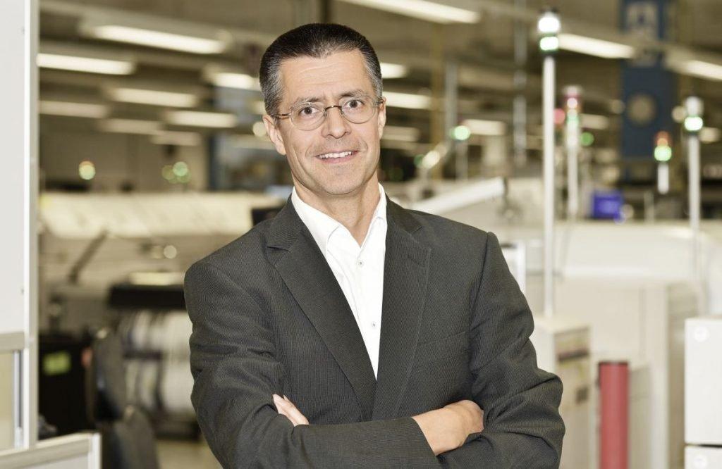 Dr. Thomas Dieckmann, Leiter der Vorentwicklung bei Wabco