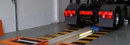 Lkw-Bremsprüfstände sollen sicherer werden