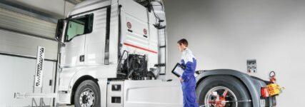 Know-how für Nutzfahrzeug- Profis