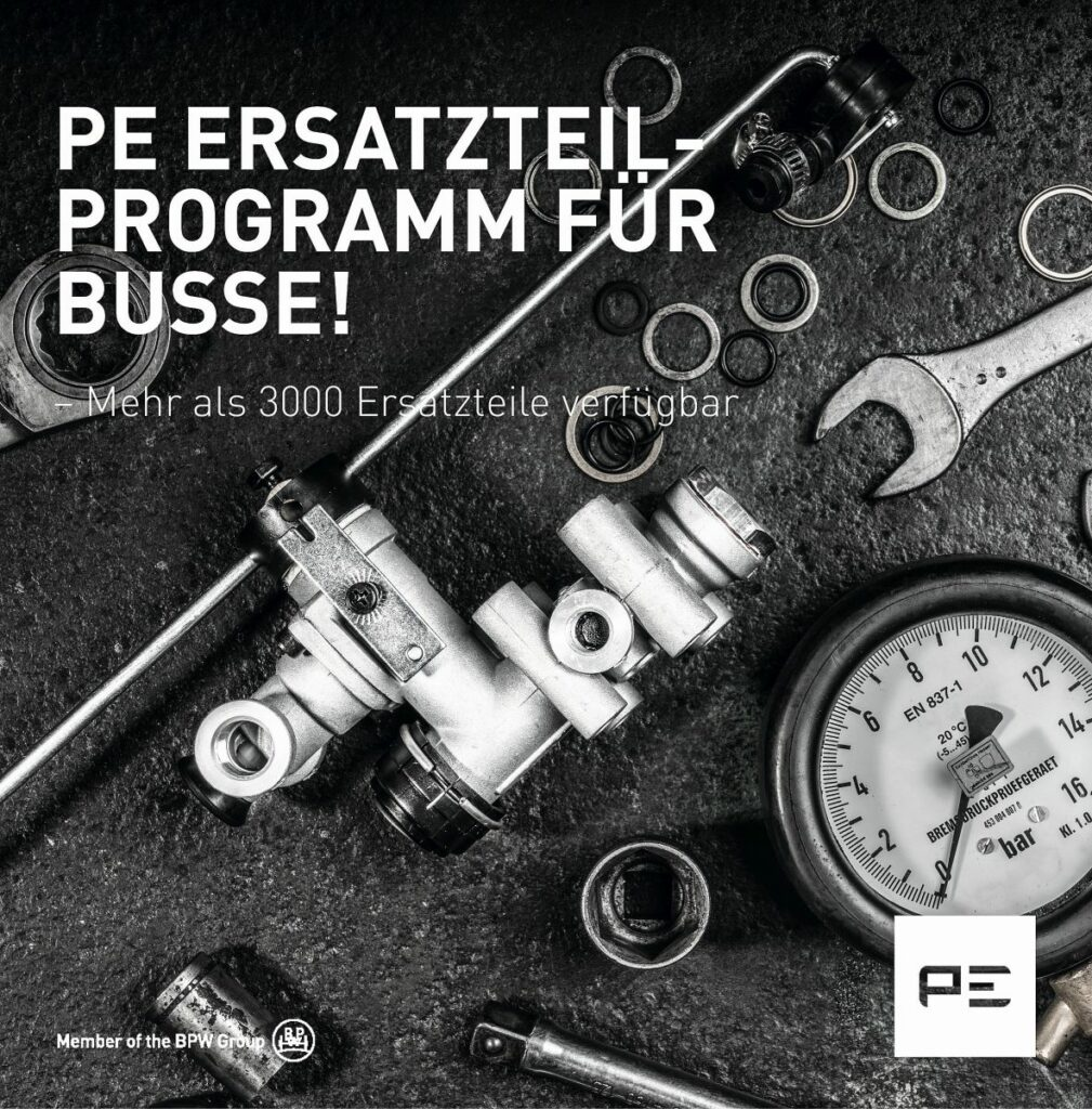 PE Automotive Ersatzteilprogramm