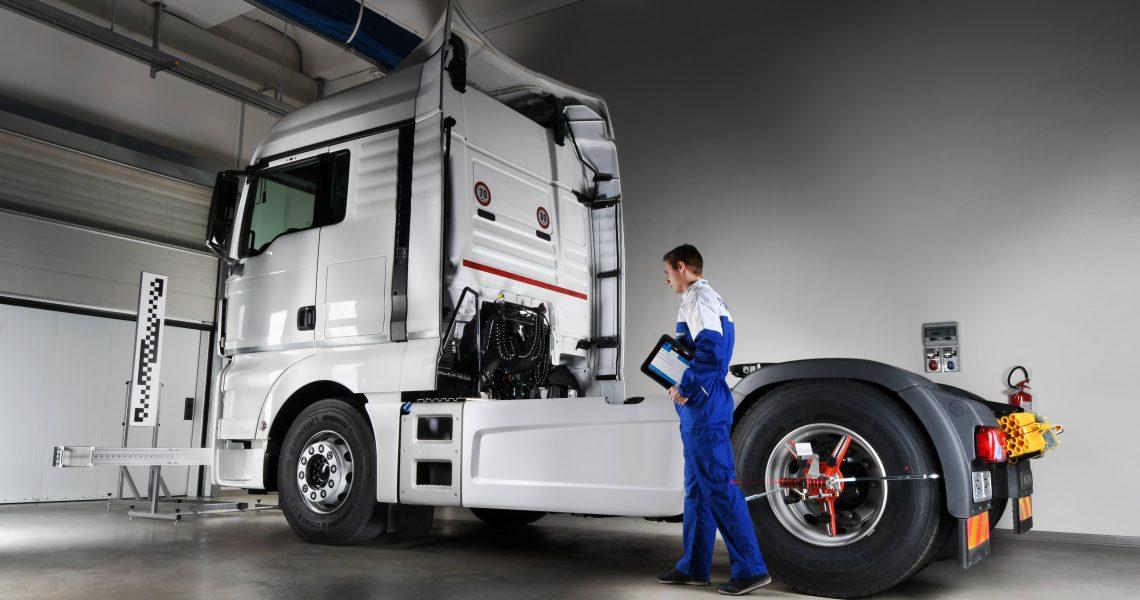 KRAFTHAND-Truck