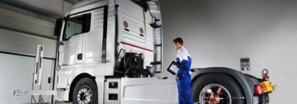 Exklusiv: KRAFTHAND-Truck Praxis-Workshop für Nutzfahrzeug-Profis