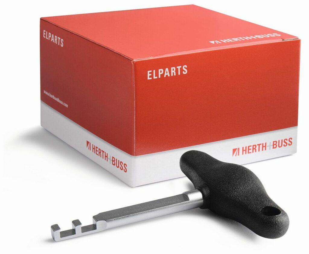 Entriegler aus dem Elparts-Werkzeugsortiment von Herth + Buss