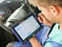 Tachographen schneller prüfen