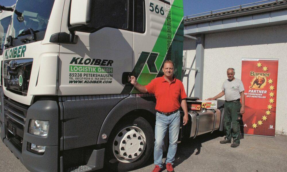 Containerlogistik Kloiber
