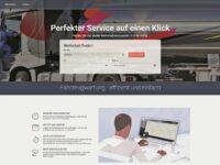 Neue Buchungsplattform für Werkstattservices