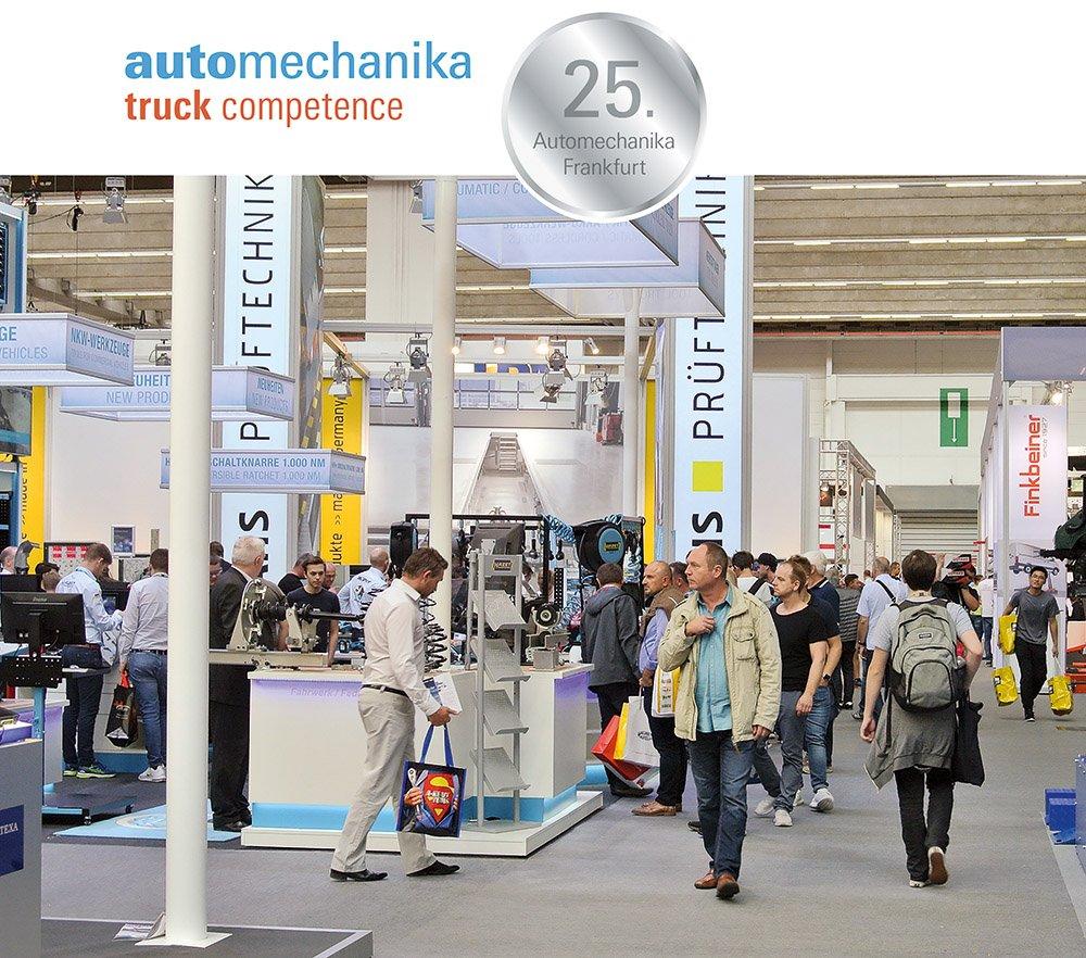 25. Automechanika Frankfurt