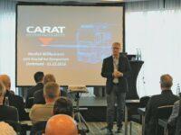 Carat Truckdrive Symposium: Branchenplattform mit zunehmender Beliebtheit