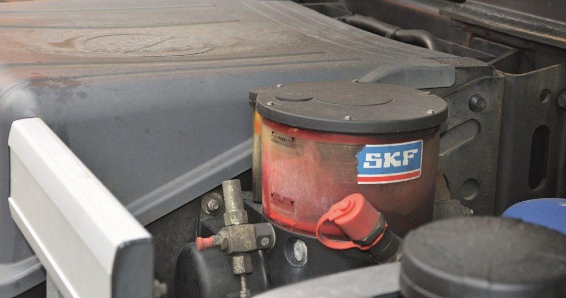 Zentralschmieranlage von SKF