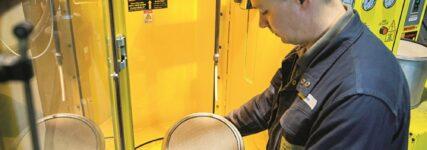 DPF-Reinigung und -Tausch an EURO-VI-Systemen