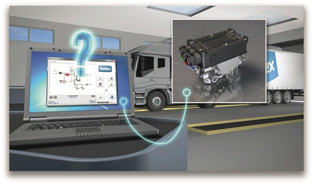 Online-Reparatur-Support von Haldex