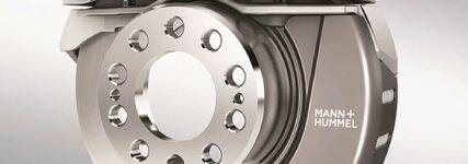 Bremsstaubfilter-System für Nutzfahrzeuge