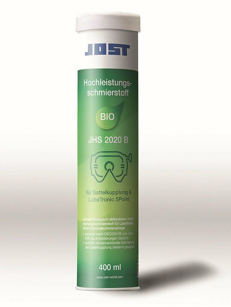 Bio-Sattelkupplungsfett von Jost