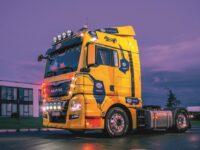 Show-Truck von Hella